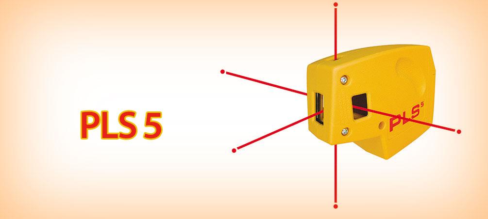 Nível a Laser PLS 5