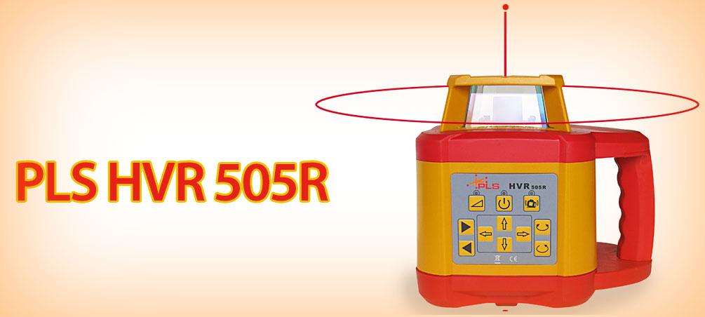 Nível a Laser PLS HVR 505