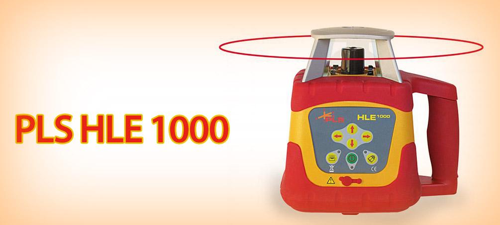 Nível a Laser PLS HLE 1000